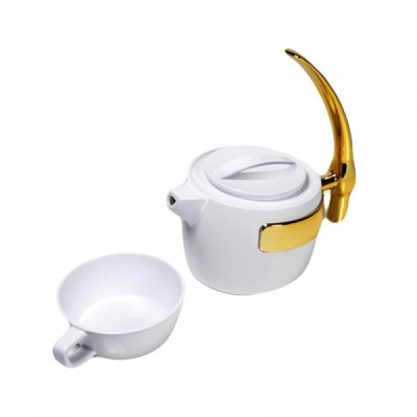 憶 • 金九 茶具組(茶壺+茶杯)