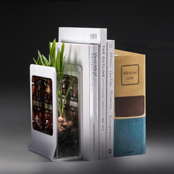 窗景書檔系列-雙窗