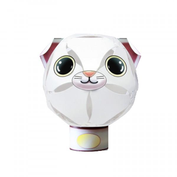 擁瓣小夜燈系列-20pcs (蘇格蘭折耳貓)