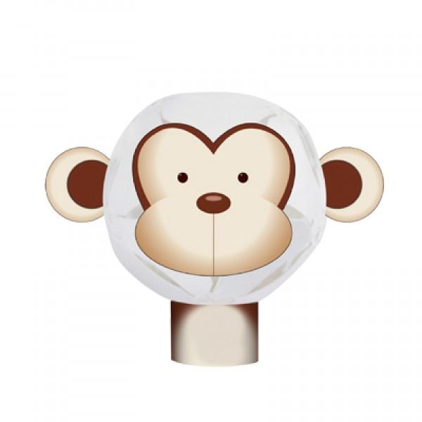 擁瓣小夜燈系列-20pcs (台灣獼猴)